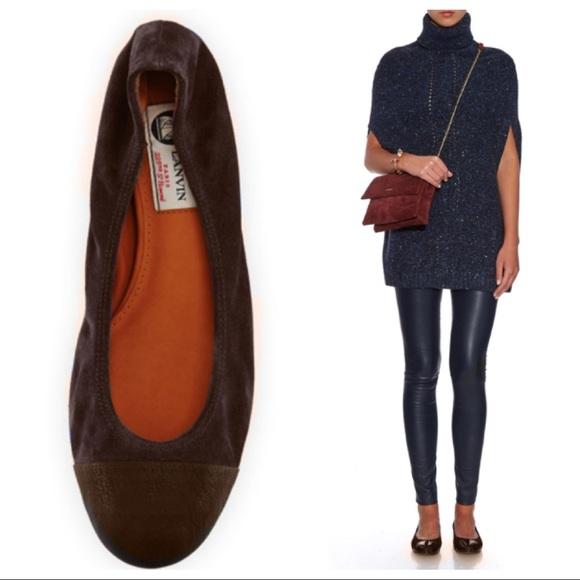 Lanvin Shoes | Lanvin Ballet Flats